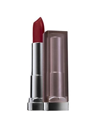 Sensational Creamy Matte Lipstick In Divine Wine