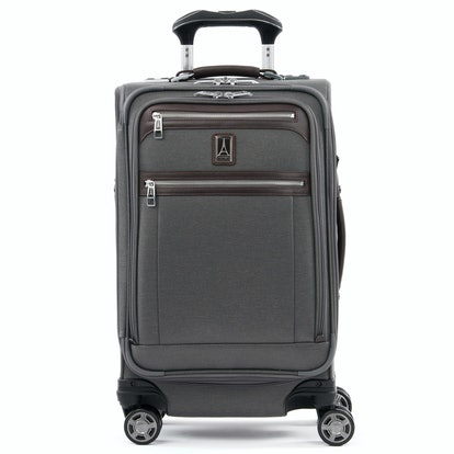 """Platinum Elite 21"""" Expandable Carry-On Spinner"""