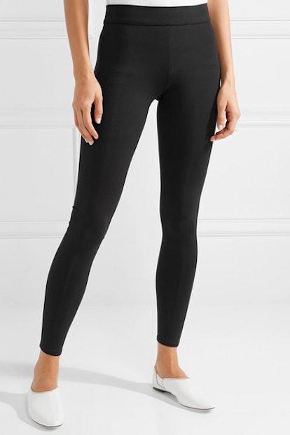 Relma stretch-scuba leggings