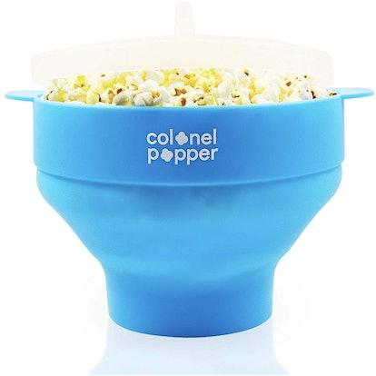 Colonel Popper Microwave Popcorn Maker