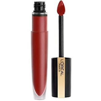 Rouge Signature Matte Lip Ink in I Am Worth It