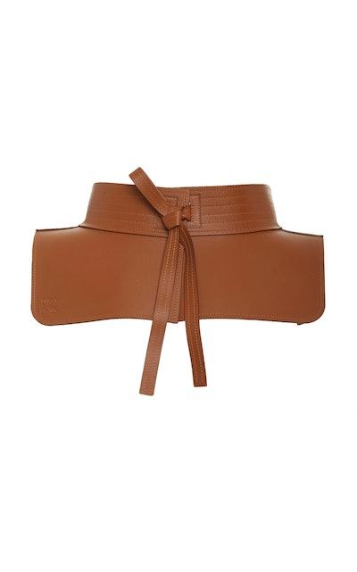 Obi Leather Belt