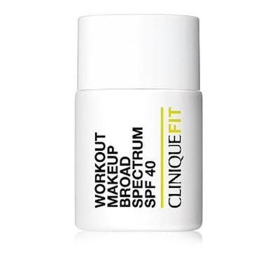 CliniqueFIT Workout Makeup