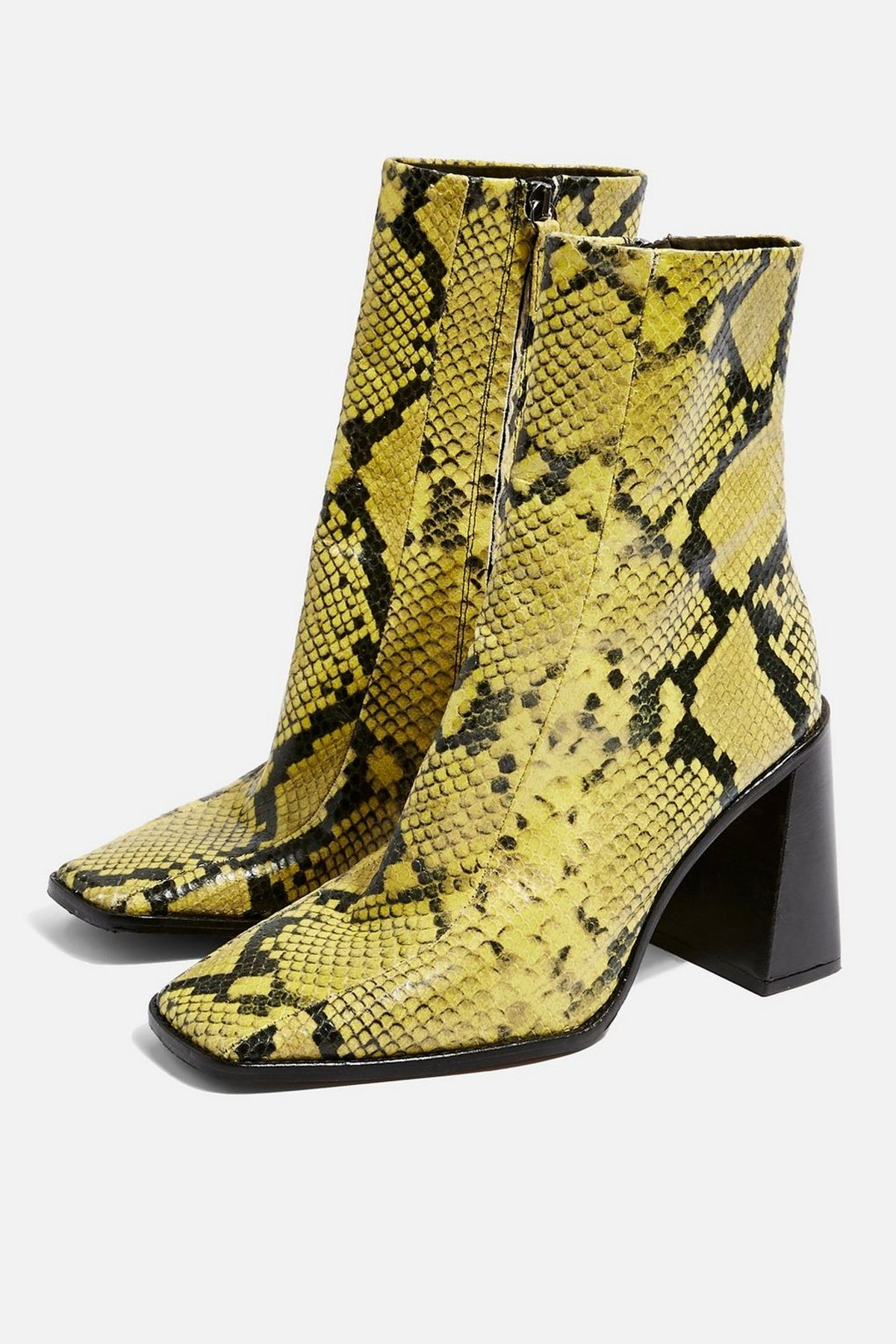 HURRICANE High Ankle Boots