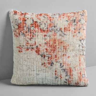 Fading Rug Pillow Covers, Copper