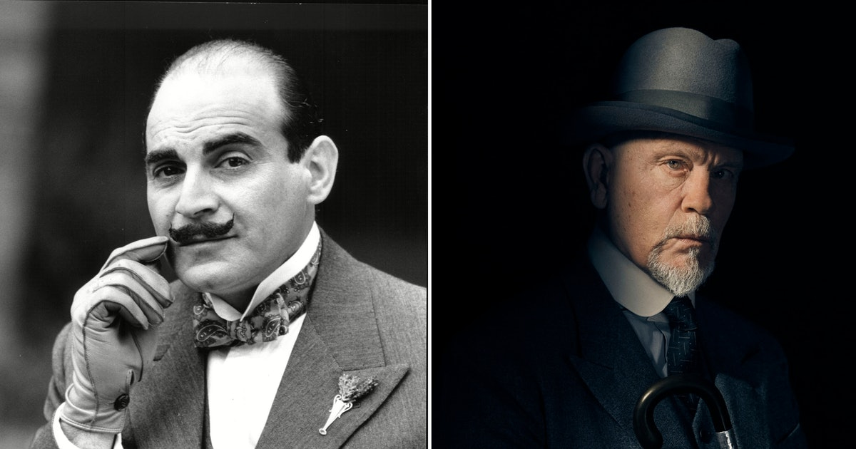 Who Plays Poirot In 'The ABC Murders?' The BBC Tapped A Huge Hollywood Actor For The Role