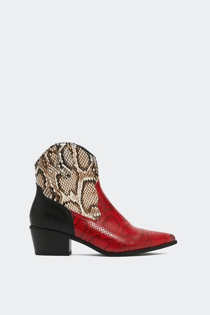 Add These to the Mix Snake Boot
