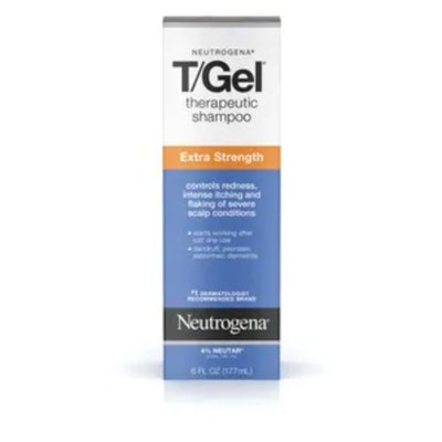 Neutrogena T/Gel Therapeutic Shampoo Extra Strength