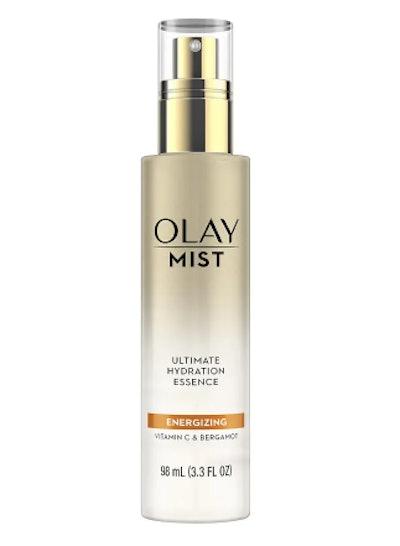 Olay Mist Ultimate Hydration Essence Energizing With Vitamin C & Bergamot