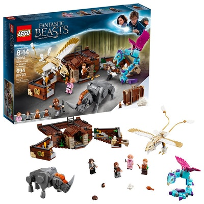 LEGO Harry Potter Fantastic Beasts Newt's Case Of Magical Creatures