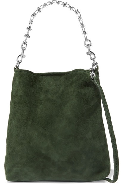 Candy Suede Tote