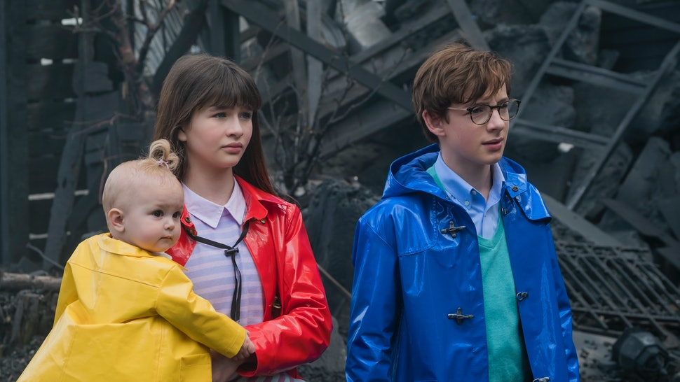 A Series Of Unfortunate Events' Series Finale Ending Is One Thing