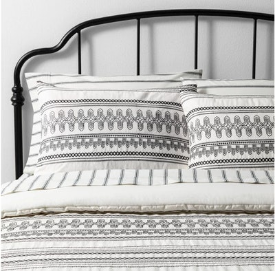 Comforter Set - Embroidered
