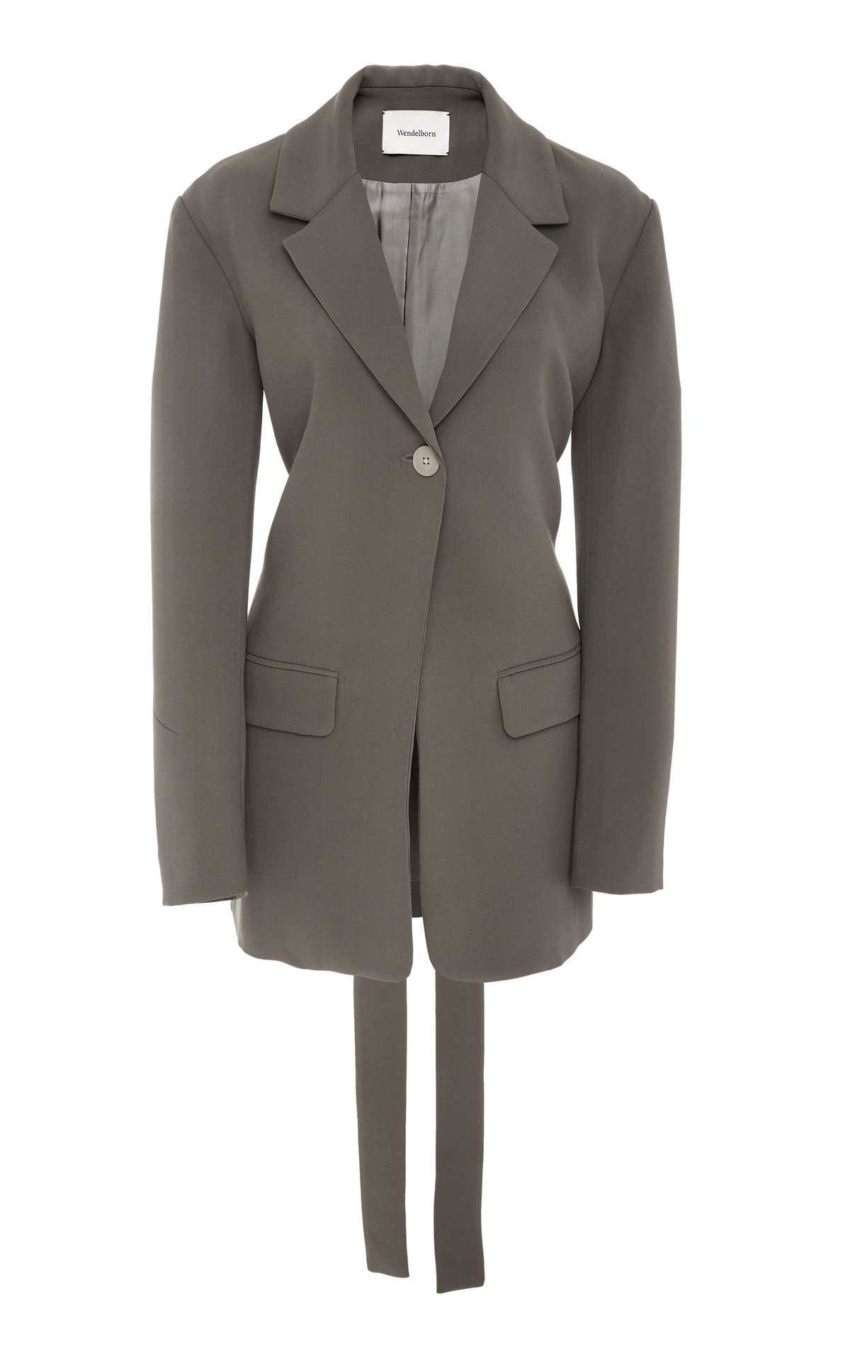 Oversized Tailored Jacket