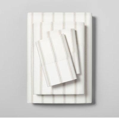 Sheet Set Organic Ticking Stripe
