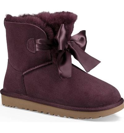 UGG Mini Gita Bow Boot