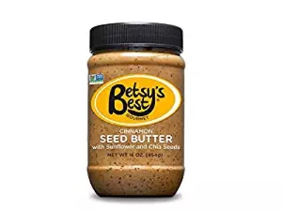 Betsy's Cinnamon Seed Butter