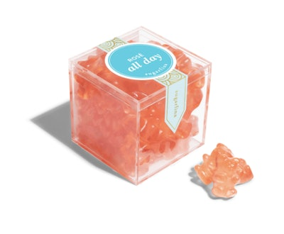 Rosé All Day Bears - Small Candy Cube