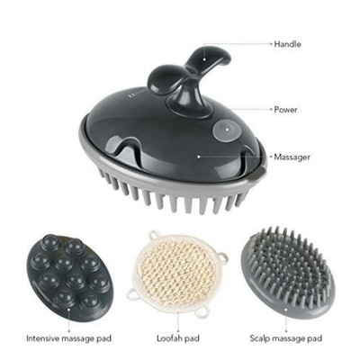MARNUR Shower Massager