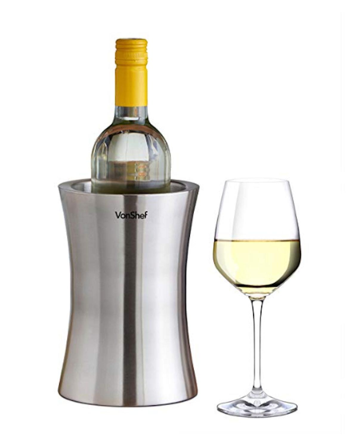 VonShelf Wine Bottle Chiller