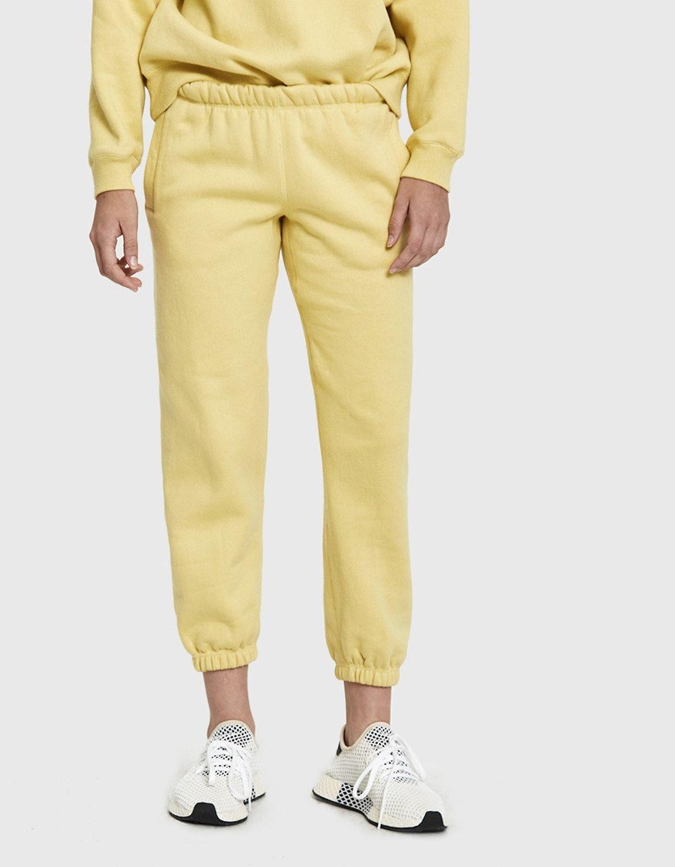 Cotton Fleece Sweatpant