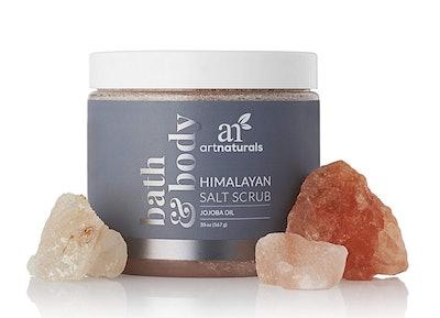ArtNaturals Himalayan Salt Scrub