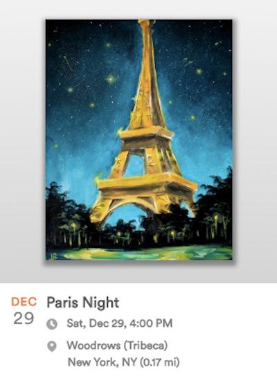 Paris Nite