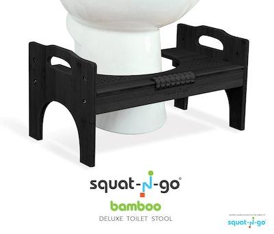 Squat-N-Go Luxury Toilet Stool