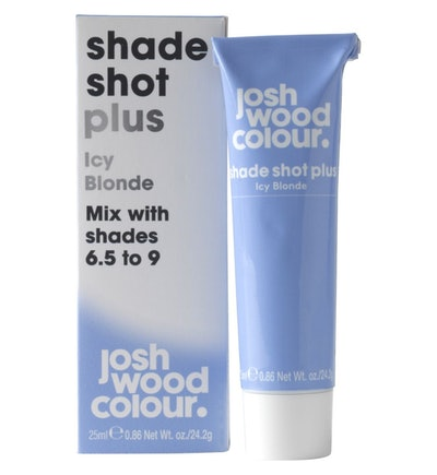 Josh Wood Colour Shade Shot Plus Icy Blonde