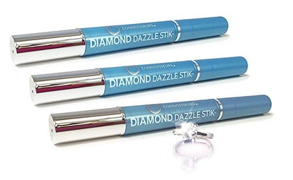 Connoisseurs Diamond Dazzle Stick Jewelry Cleaner (3 Pack)