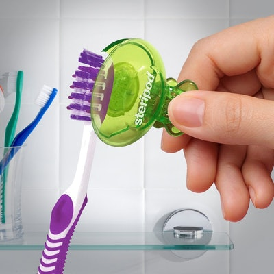 Steripod Clip-On Toothbrush Protectors (8 Pack)