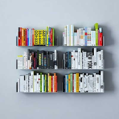 Wallniture Floating Bookshelves