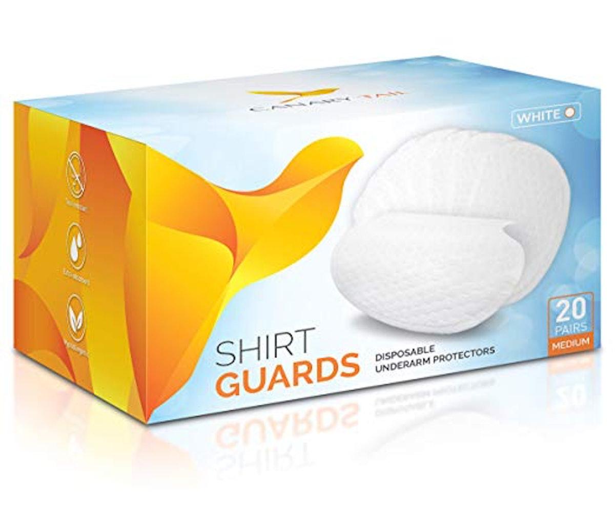 Canary Tail Underarm Shirt Guards