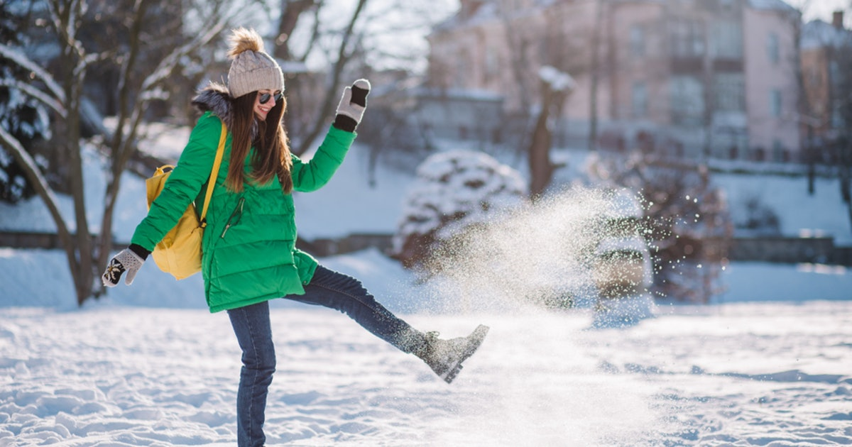 18 Instagram Captions for Winter, Because We Could All Use A Snow Day