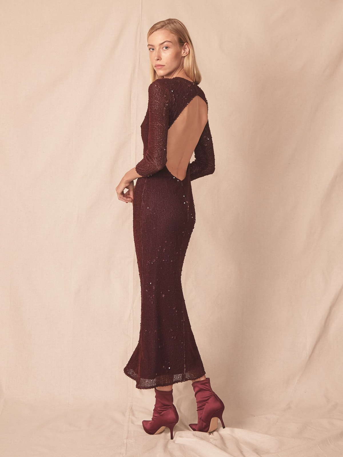 Ryann Ankle-Length Dress