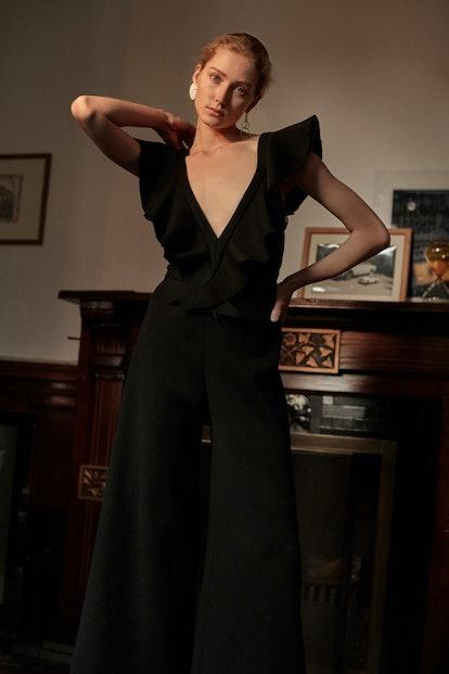 Elsie Wool Jumpsuit