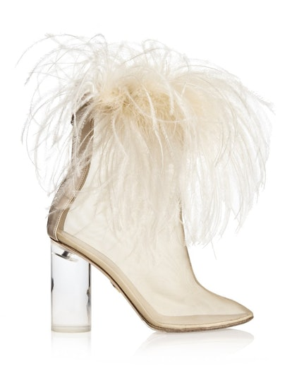 Sahara Pompon Boots