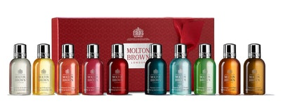 Molton Brown Stocking Fillers Christmas Gift Collection (Worth £50)