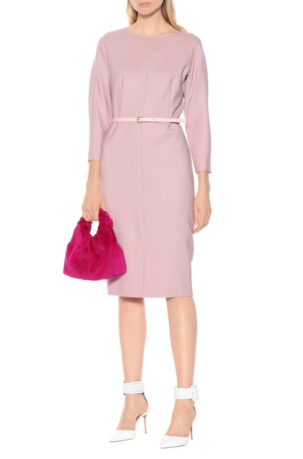 Karub Stretch Wool Dress