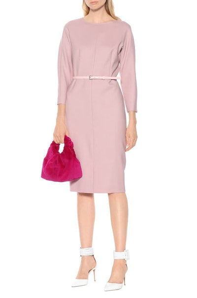 Karub Stretch Wool Dress