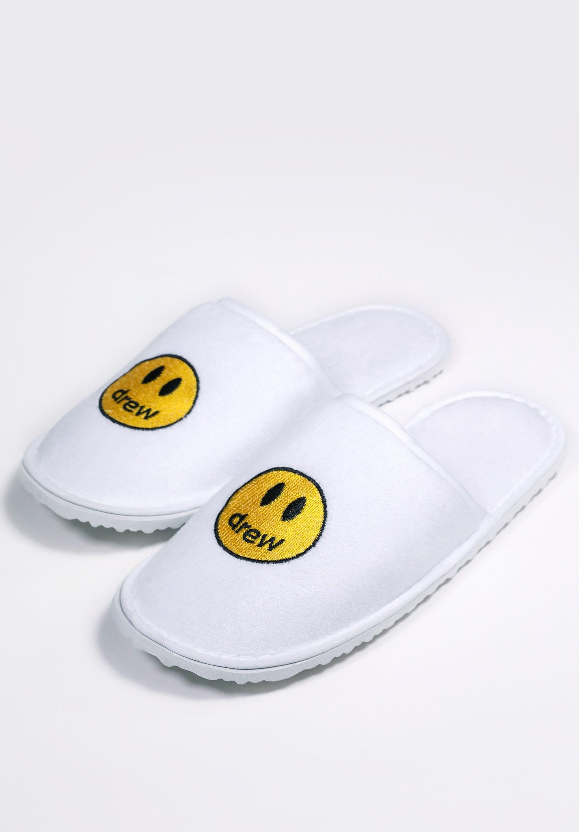Resultado de imagem para drew house slippers