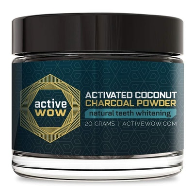 Active Wow Activated Charcoal Powder