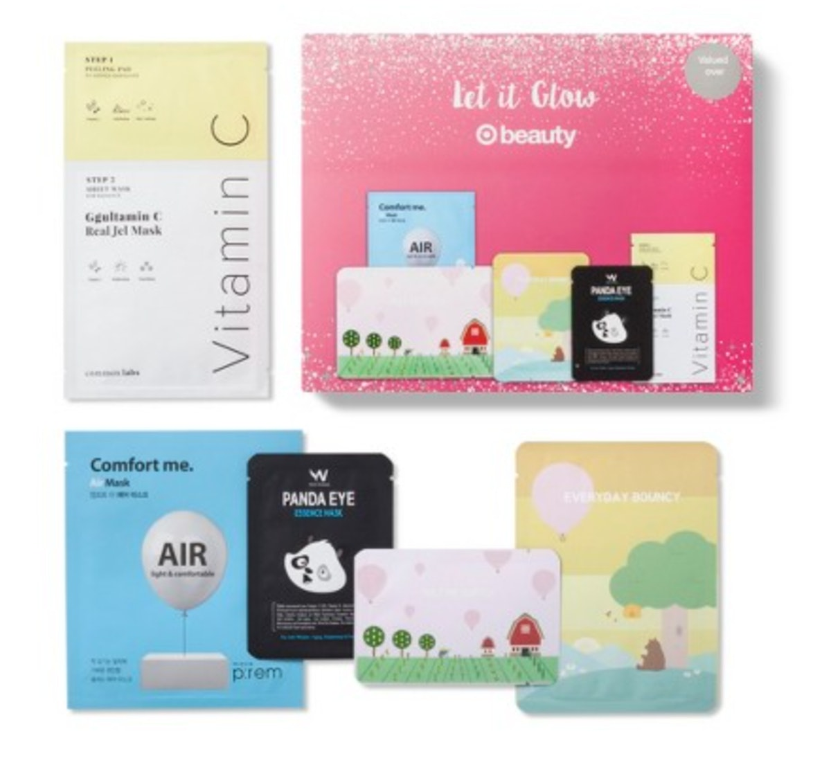 Let It Glow Holiday Beauty Box