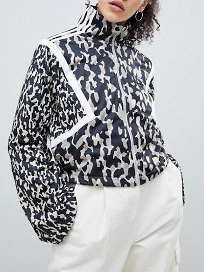 Leoflage Printed Track Jacket