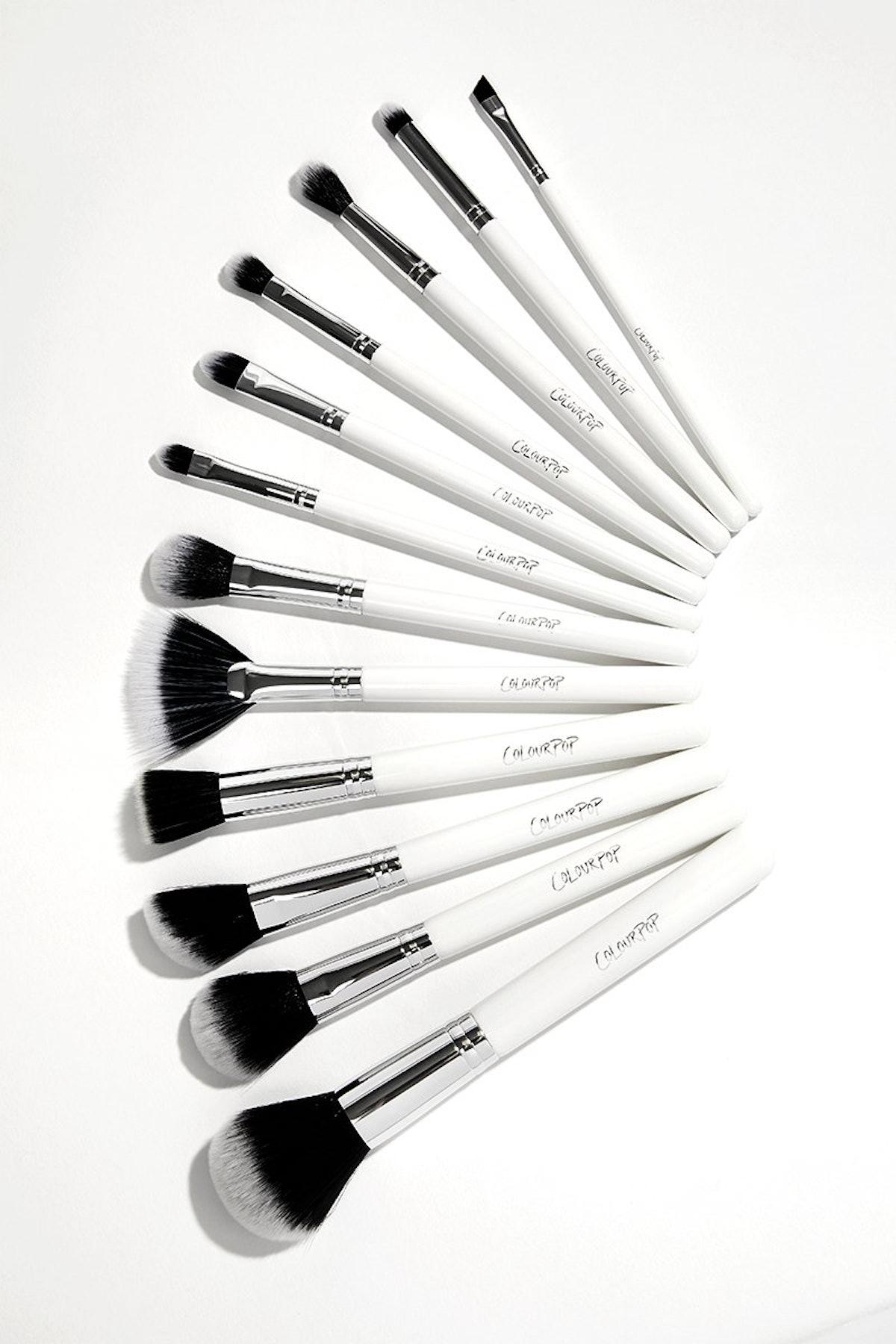 Makeup Brush Bundle Set