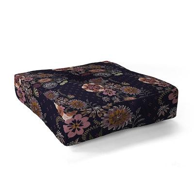 Deny Designs Pimlada Phuapradit Bouquet Floor Pillow