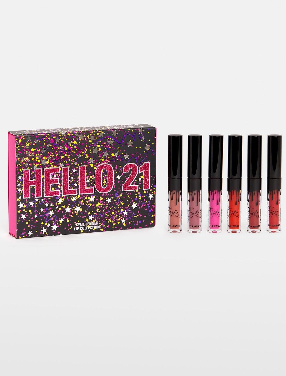 Hello 21 Mini Lip Set