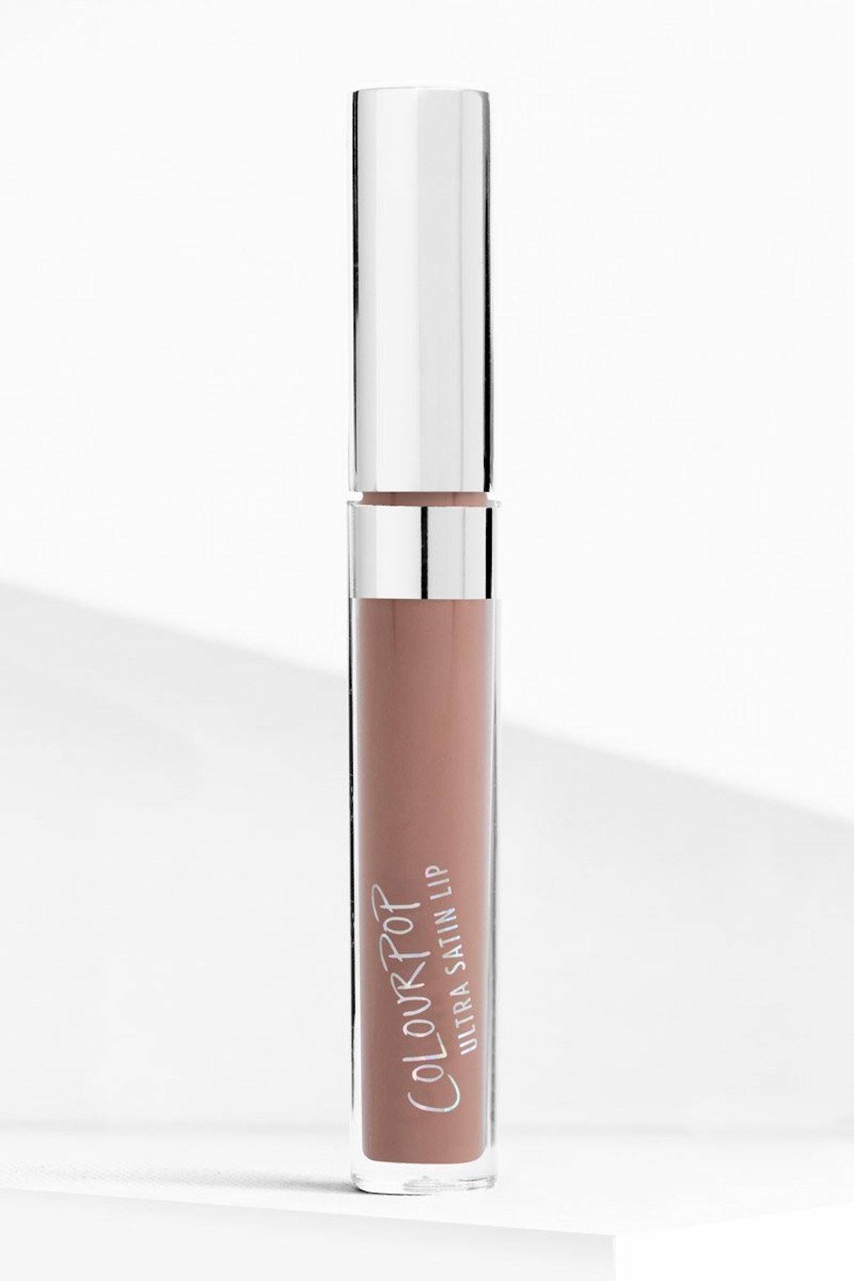 "Ultra Satin Liquid Lipstick in ""Point Zero"""