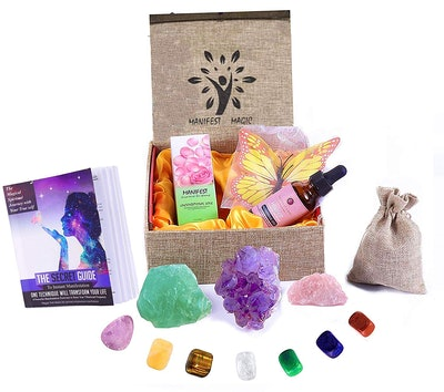Luxury Full Healing Crystal Collection