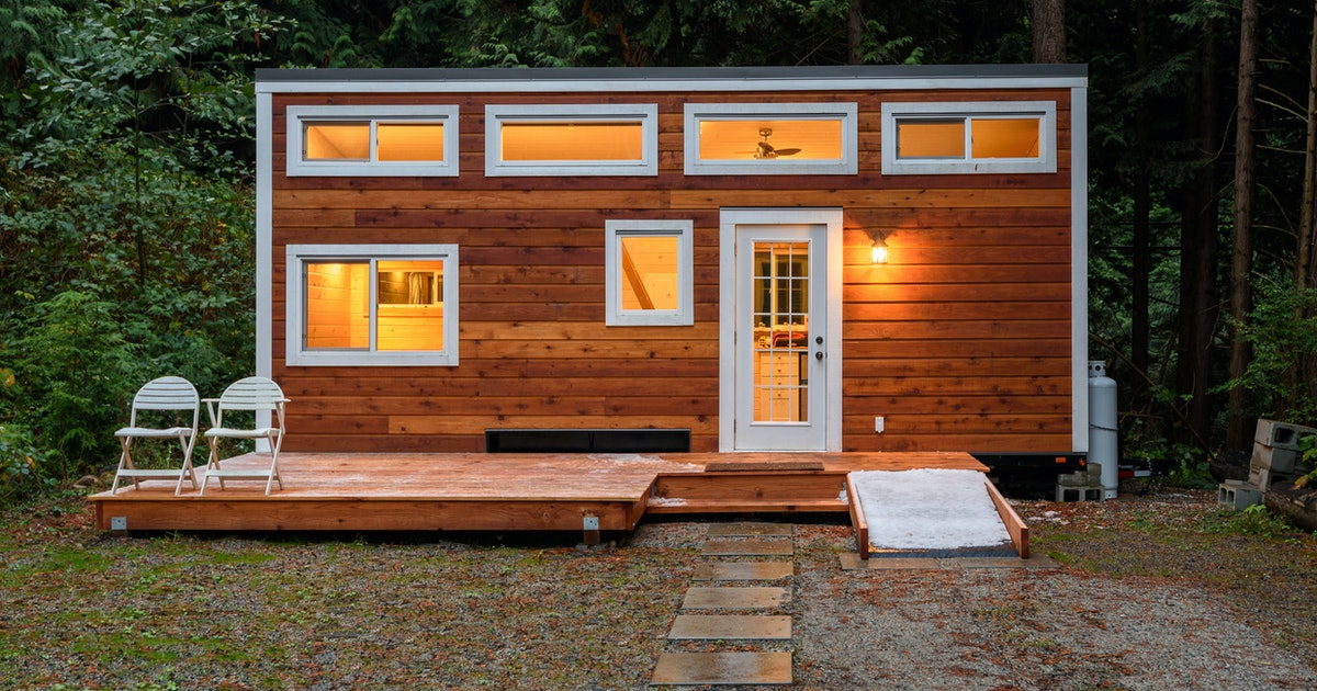Tiny House Rentals Are The 2019 Vacation Trend No One Saw Coming